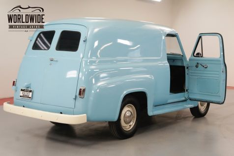 1955 Ford PANEL EXTREMELY RARE. V8! RESTORED. COLLECTOR GRADE. | Denver, CO | Worldwide Vintage Autos in Denver, CO