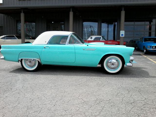 1955 Ford Thunderbird Convertible Boerne, Texas 1