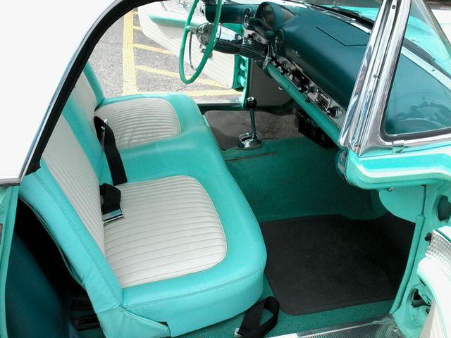 1955 Ford Thunderbird Convertible Boerne, Texas 14