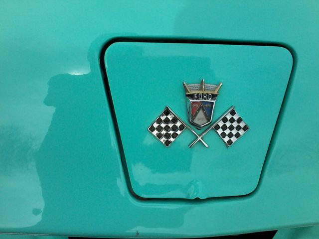 1955 Ford Thunderbird Convertible Boerne, Texas 17