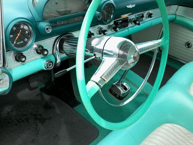 1955 Ford Thunderbird Convertible Boerne, Texas 21