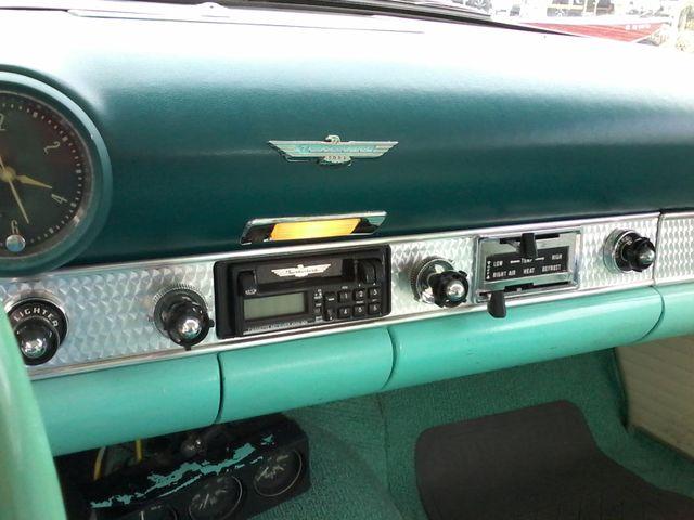 1955 Ford Thunderbird Convertible Boerne, Texas 24
