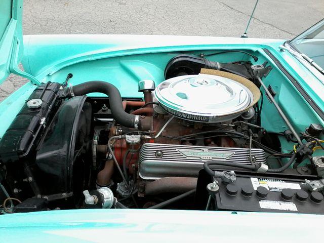 1955 Ford Thunderbird Convertible Boerne, Texas 27