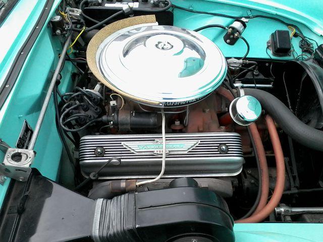 1955 Ford Thunderbird Convertible Boerne, Texas 28
