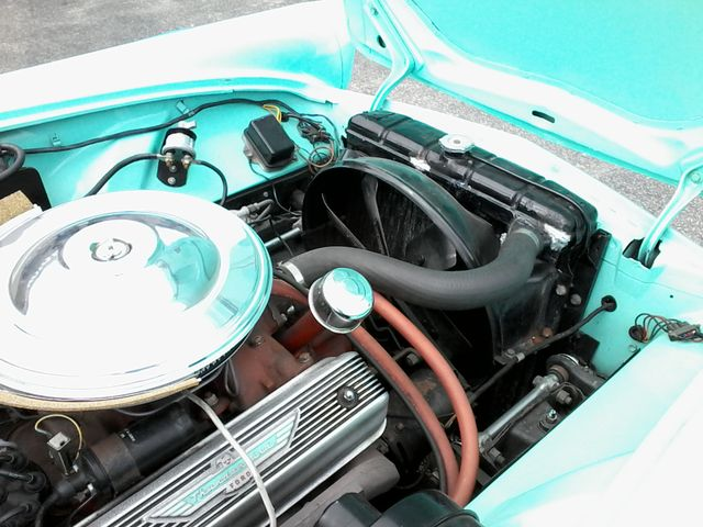 1955 Ford Thunderbird Convertible Boerne, Texas 29