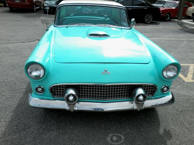 1955 Ford Thunderbird Convertible Boerne, Texas 3