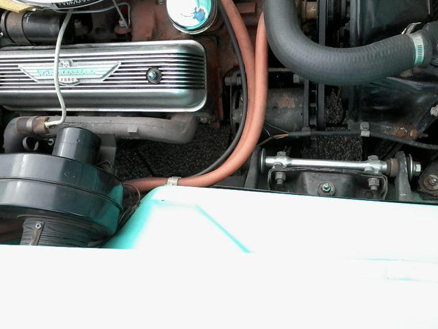 1955 Ford Thunderbird Convertible Boerne, Texas 30
