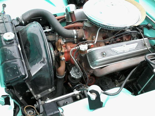 1955 Ford Thunderbird Convertible Boerne, Texas 31