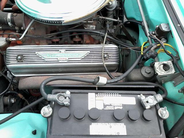 1955 Ford Thunderbird Convertible Boerne, Texas 32