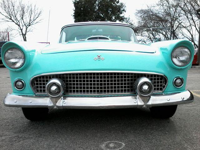 1955 Ford Thunderbird Convertible Boerne, Texas 34