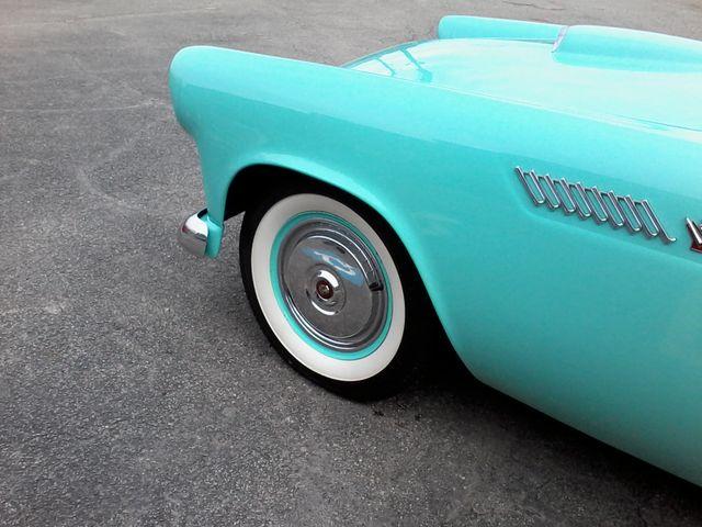 1955 Ford Thunderbird Convertible Boerne, Texas 40