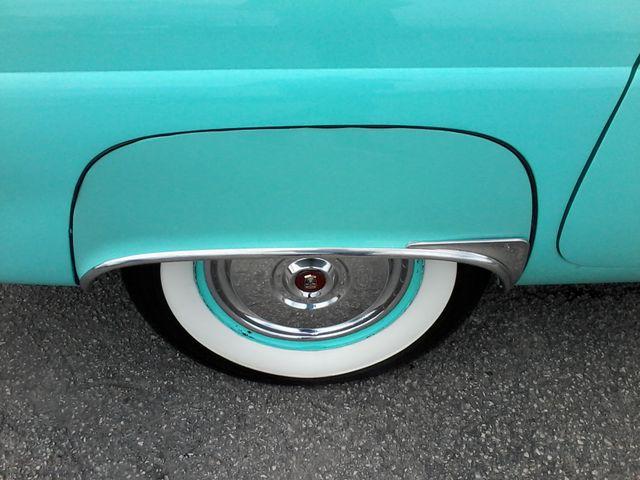 1955 Ford Thunderbird Convertible Boerne, Texas 42