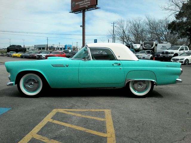 1955 Ford Thunderbird Convertible Boerne, Texas 6