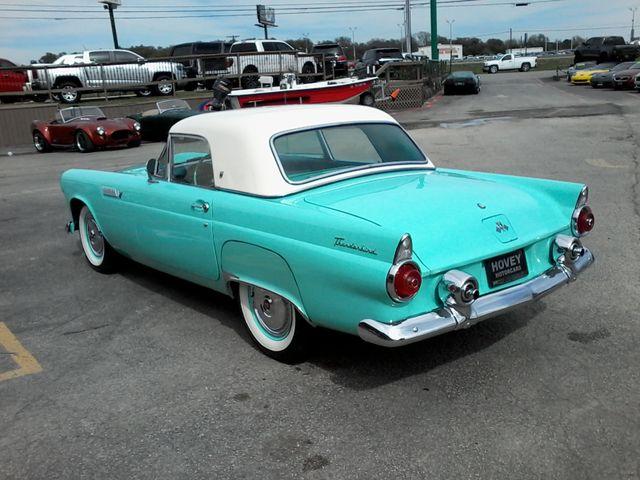 1955 Ford Thunderbird Convertible Boerne, Texas 7