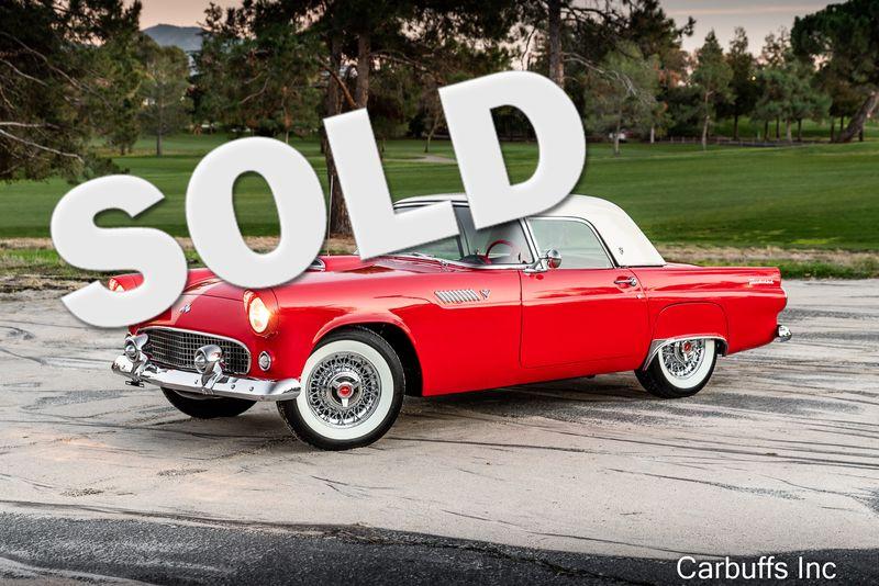 1955 Ford Thunderbird    Concord, CA   Carbuffs