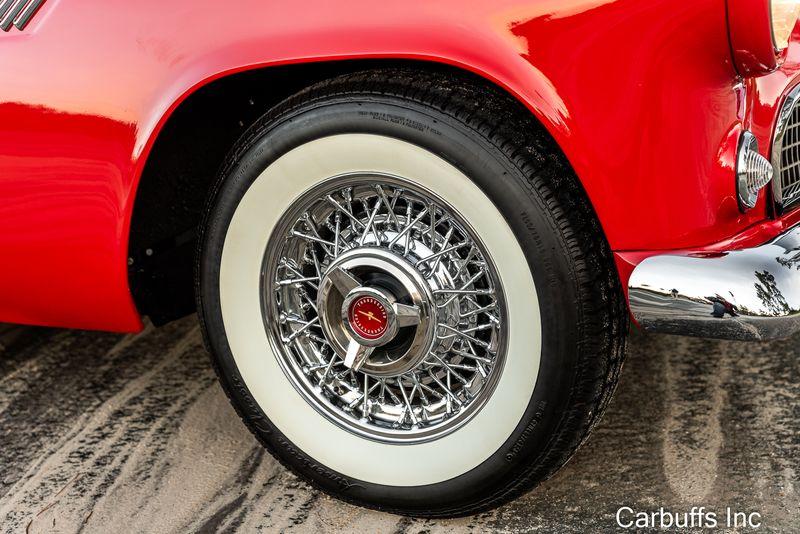 1955 Ford Thunderbird    Concord, CA   Carbuffs in Concord, CA