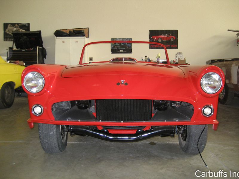 1955 Ford Thunderbird  | Concord, CA | Carbuffs in Concord, CA