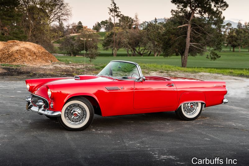 1955 Ford Thunderbird Roadster | Concord, CA | Carbuffs in Concord, CA