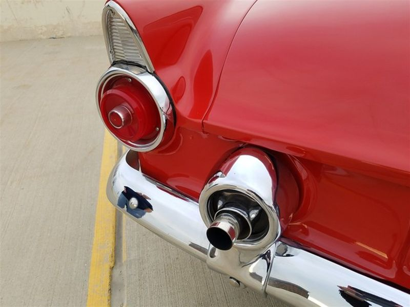 1955 Ford Thunderbird Convertible Very Nice Red on Red in Rowlett, Texas