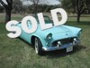 1955 Ford Thunderbird Beaumont, TX