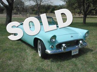 1955 Ford Thunderbird Liberty Hill, Texas