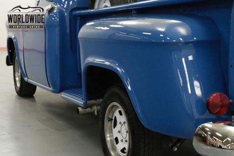 1955 GMC 100 LONGBOX 1/2 TON PICKUP AUTOMATIC MUST SEE | Denver, CO | Worldwide Vintage Autos in Denver, CO