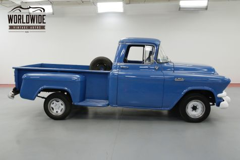 1955 GMC 100 SHORTBOX 1/2 TON PICKUP AUTOMATIC MUST SEE   Denver, CO   Worldwide Vintage Autos in Denver, CO