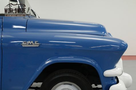 1955 GMC 100 SHORTBOX 1/2 TON PICKUP AUTOMATIC MUST SEE | Denver, CO | Worldwide Vintage Autos in Denver, CO