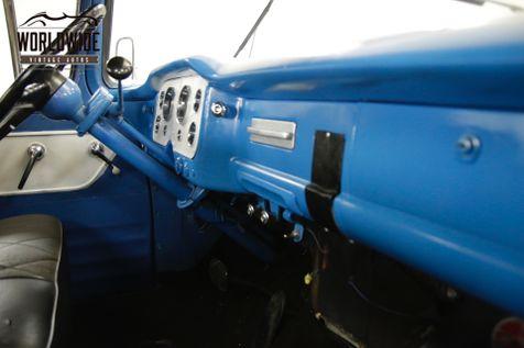 1955 GMC 100 SHORTBOX INLINE 6 CYLINDER HYDRAMATIC | Denver, CO | Worldwide Vintage Autos in Denver, CO