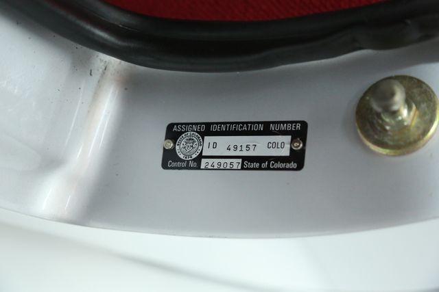 1955 Porsche 550 Spyder Convt Houston, Texas 27