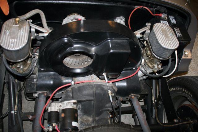 1955 Porsche 550 Spyder Convt Houston, Texas 17