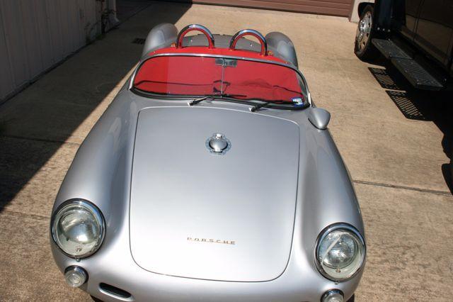 1955 Porsche 550 Spyder Convt Houston, Texas 2