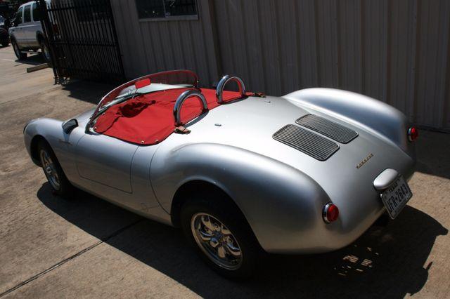 1955 Porsche 550 Spyder Convt Houston, Texas 3