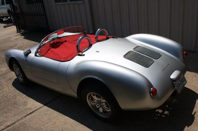 1955 Porsche 550 Spyder Convt Houston, Texas 4