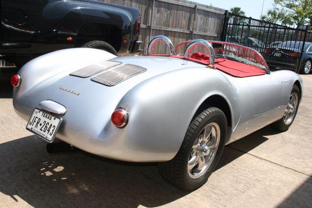 1955 Porsche 550 Spyder Convt Houston, Texas 5