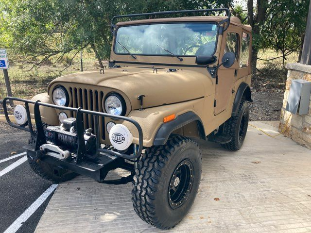 1955 Willys Jeep CJ5 in Boerne, Texas 78006