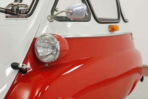 1956 BMW ISETTA 300 RARE BUBBLETOP AND SUNROOF RESTORED 4-SPEED | Denver, CO | Worldwide Vintage Autos in Denver, CO