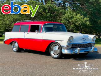 1956 Chevrolet 210 2-Dr Wagon 454 CI ENGINE A/C & MORE A MUST SEE in Woodbury, New Jersey 08093
