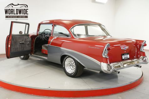 1956 Chevrolet 210  NEW PAINT 350 4-SPEED AIR SHOCKS MUST SEE | Denver, CO | Worldwide Vintage Autos in Denver, CO