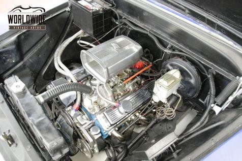 1956 Chevrolet 3100 CHOPPED PICKUP V8 SHORT BED STEPSIDE  | Denver, CO | Worldwide Vintage Autos in Denver, CO