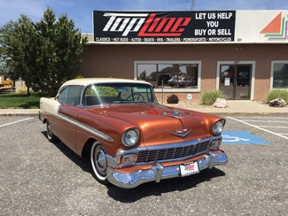 1956 Chevrolet Bel Air 2 door | Marriott-Slaterville, UT | Top Line Auto Sales-[ 2 ]