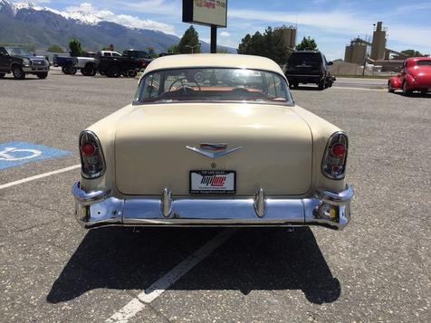 1956 Chevrolet Bel Air 2 door   Marriott-Slaterville, UT   Top Line Auto Sales in Marriott-Slaterville, UT