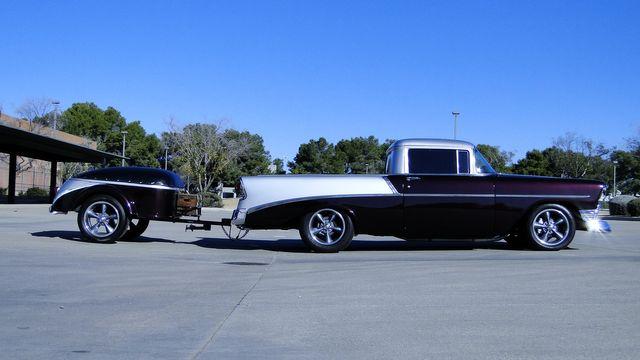 1956 Chevrolet BELAIR CUSTOM W/TRAILER EL CAMINO Phoenix, Arizona 26