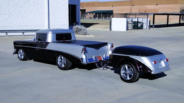 1956 Chevrolet BELAIR CUSTOM W/TRAILER EL CAMINO Phoenix, Arizona 7