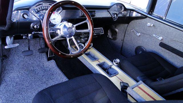 1956 Chevrolet BELAIR CUSTOM W/TRAILER EL CAMINO Phoenix, Arizona 4