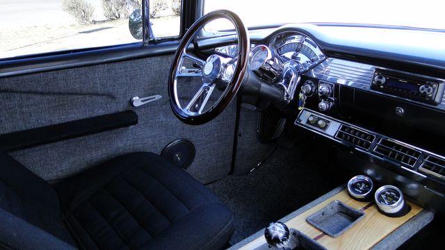 1956 Chevrolet BELAIR CUSTOM W/TRAILER EL CAMINO Phoenix, Arizona 16