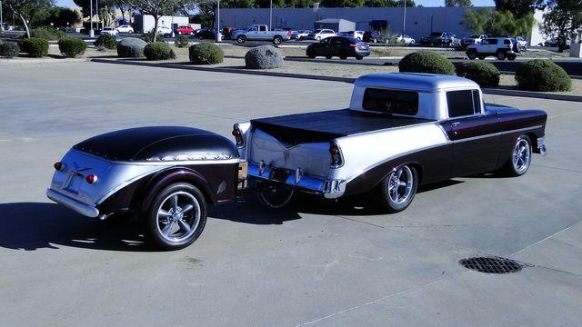 1956 Chevrolet BELAIR CUSTOM W/TRAILER EL CAMINO Phoenix, Arizona 24