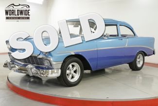 1956 Chevrolet BELAIR 350 V8 MANUAL PS PB TILT COLUMN MUST SEE  | Denver, CO | Worldwide Vintage Autos in Denver CO