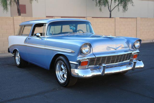 1956 Chevrolet Nomad Phoenix, AZ 9