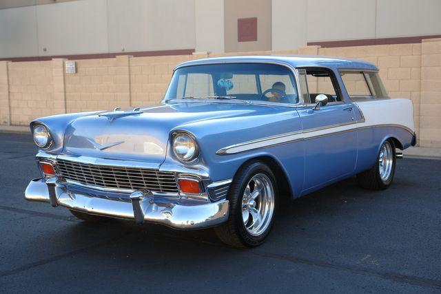 1956 Chevrolet Nomad Phoenix, AZ 10